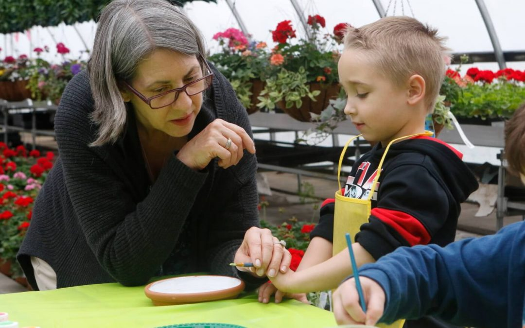 Sign up for Kids Craft Classes for 2019!