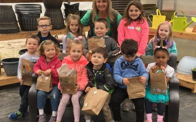 Sign up for Kids Craft Classes Spring 2020